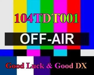 31-Jul-2020 06:15:22 UTC de 104TDT001