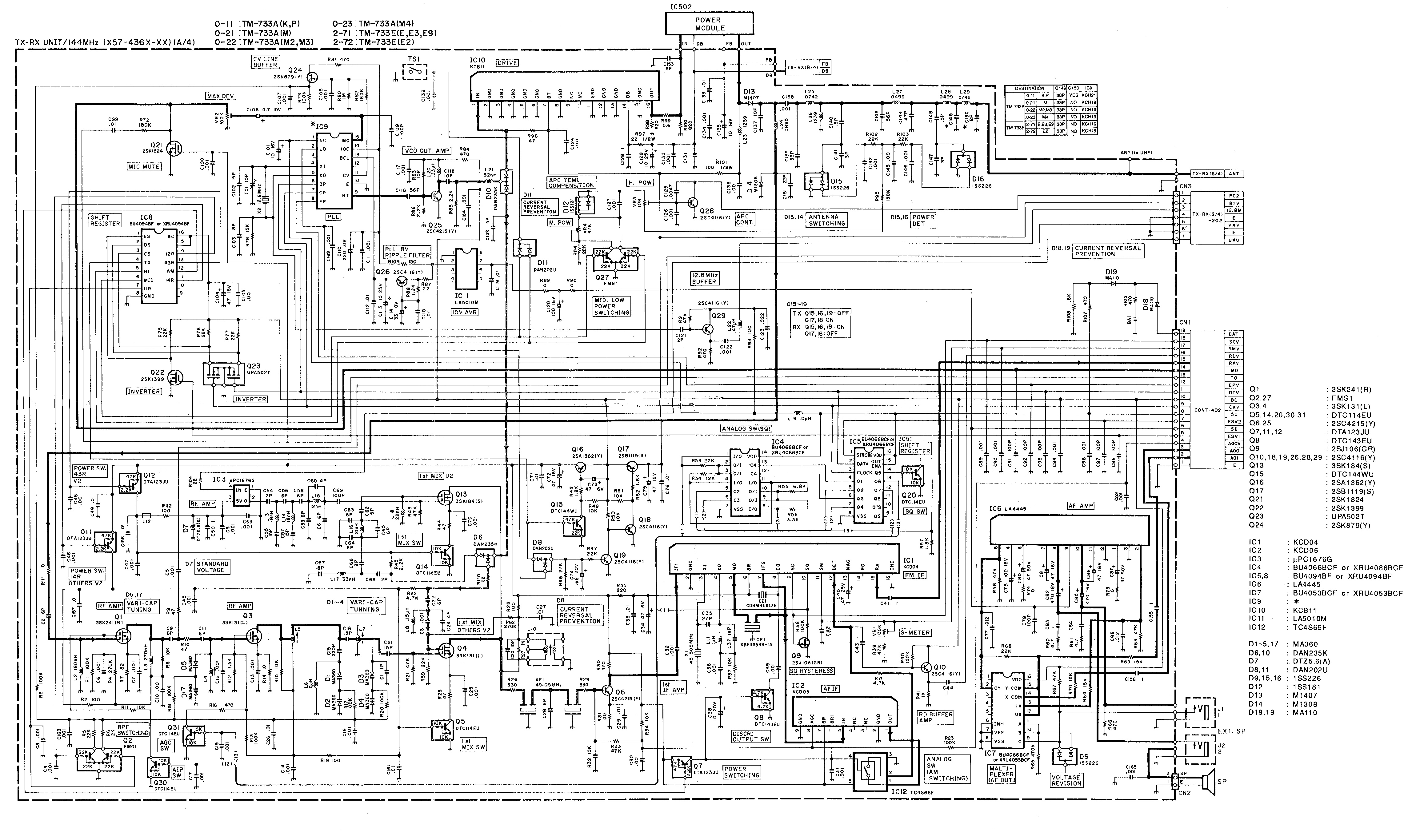 index of /4/4x6on/radio manuals/kenwood kenwood radio schematic