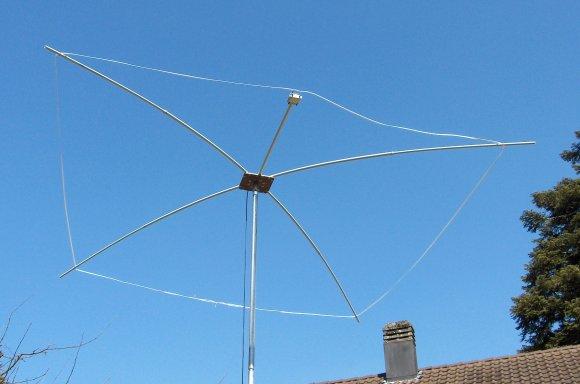20M dipole antenna