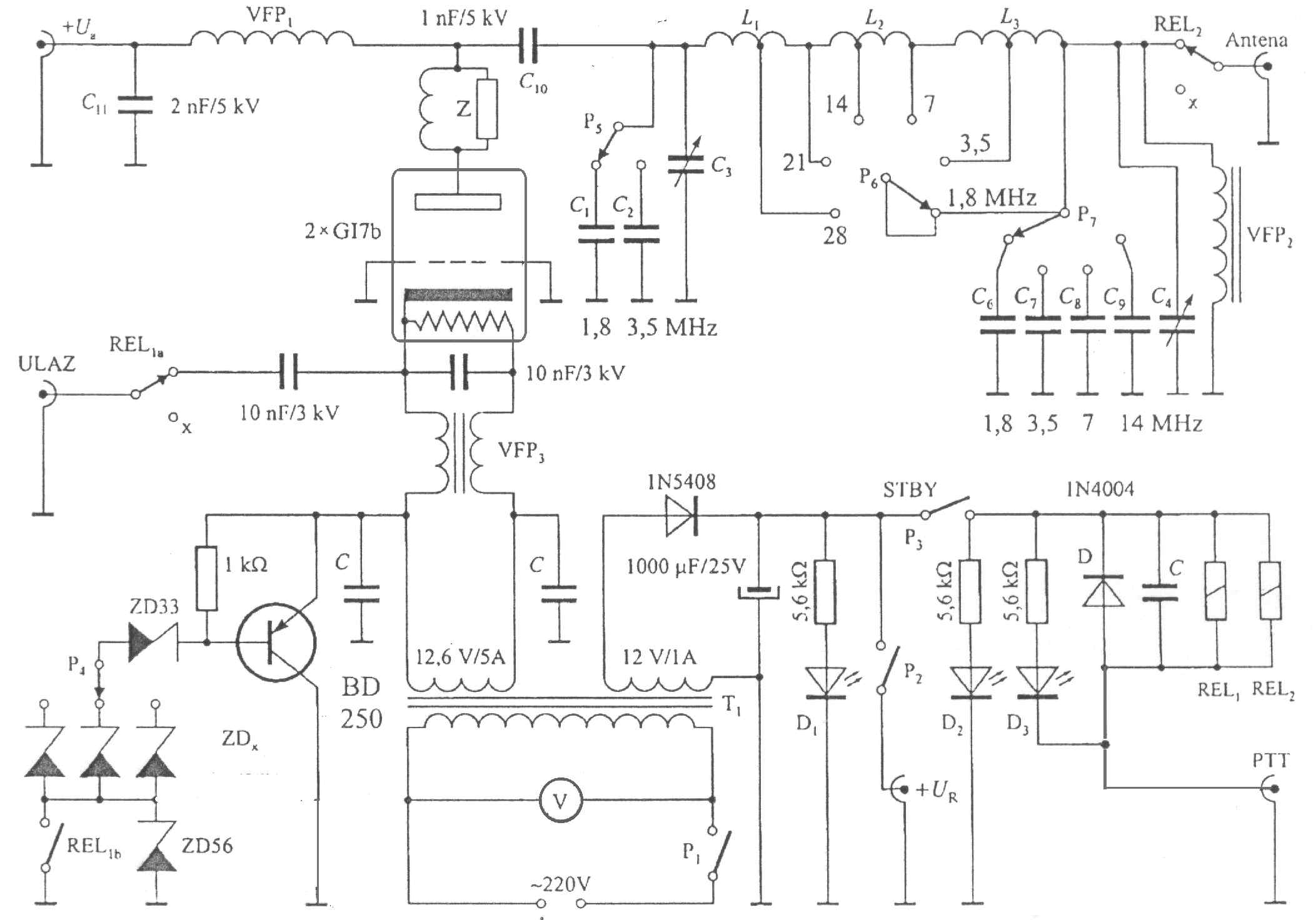 bias or not on triode amplifier GG | QRZ Forums
