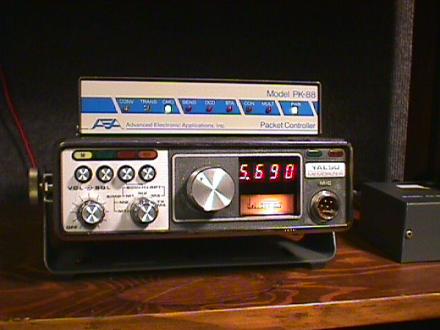 Packet Radio Setup Are Mainly Packet Radio