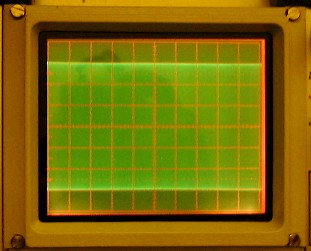 Fig. 1: Scope display. 60V p-p (10V/div.)