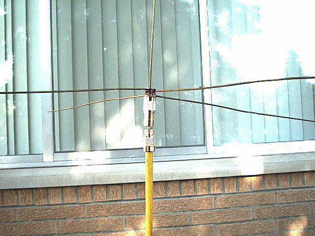 My Coathanger Antenna