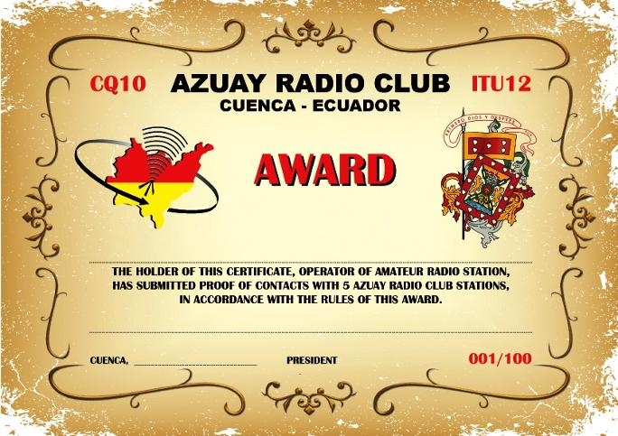Radio Club Peruano - OA4O - qslnet