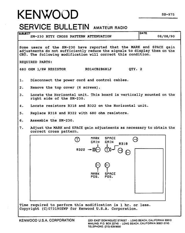 kenwood tm 281a service manual pdf