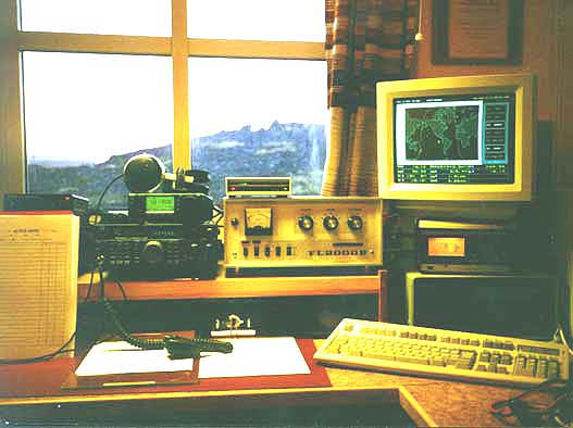 JX7DFA's HF Station