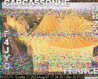 5th previous previous RX de DC9DD