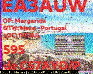 8th previous previous RX de DC9DD