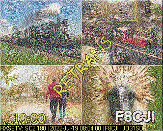21-Jul-2021 06:58:35 UTC de DC9DD