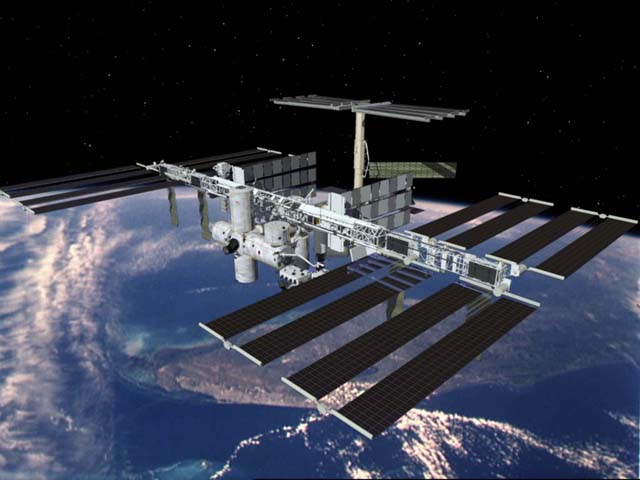 future space station inside - photo #28