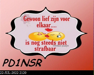 18-Sep-2021 17:57:16 UTC de DG8YFM