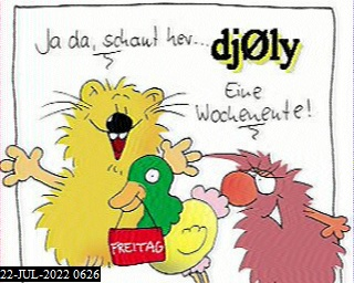 History #10 de DG8YFM