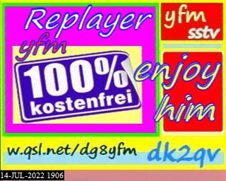 History #14 de DG8YFM
