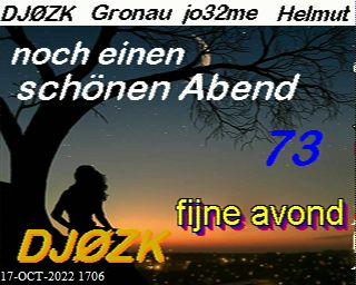 History #18 de DG8YFM