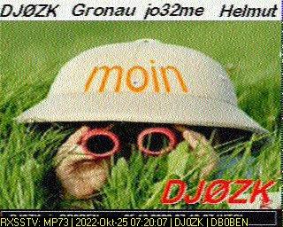 previous previous RX de DG8YFM