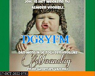 History #23 de DG8YFM