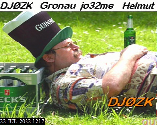 3rd previous previous RX de DG8YFM