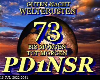 History #5 de DG8YFM