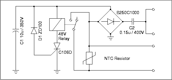 Softstart Circuit Description