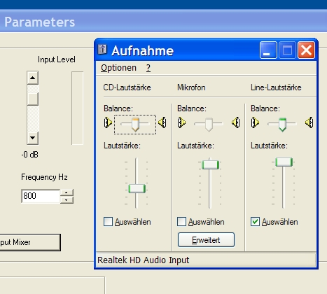 how to get decoded audio from pc