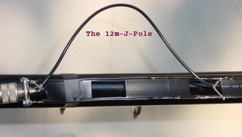 Wireman J Pole