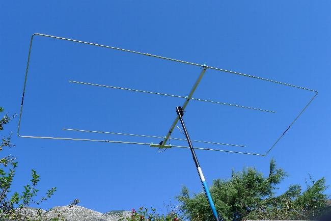 Dk7zb Dualband Moxon 10m 6m 28 Mhz 50mhz