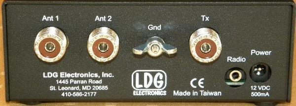 Praxistest automatischer Antennentuner LDG AT-100 Pro II