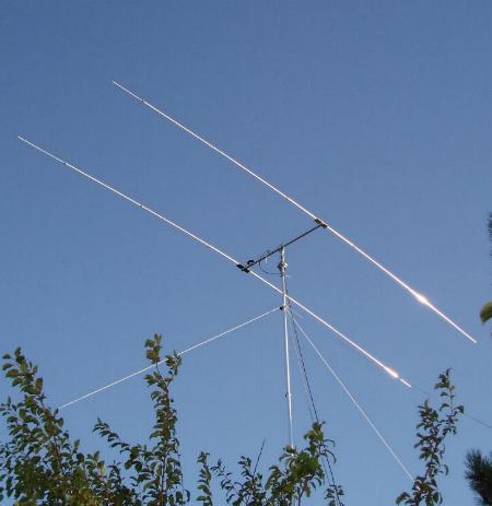 Portable Shortwave Antenna