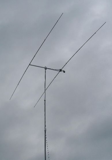 2 Element Portable Shortwave Beam By DK7ZB
