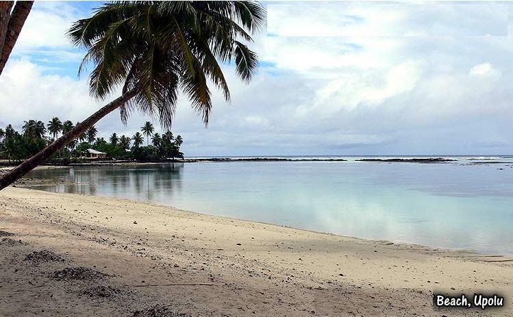 Upolu, Western Samoa