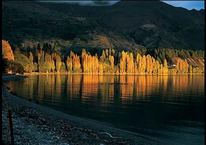 ZL4 - South Island of New Zealand
