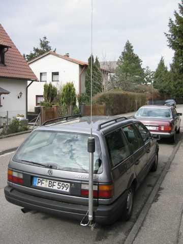 German Amateur Radio Station
