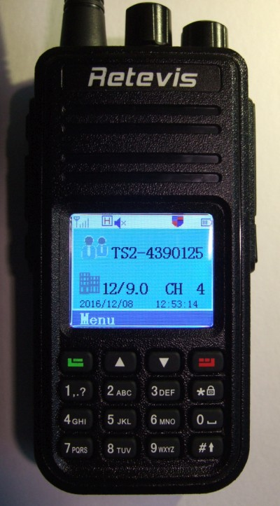 Modifications for Retevis RT3 / Tytera MD-380