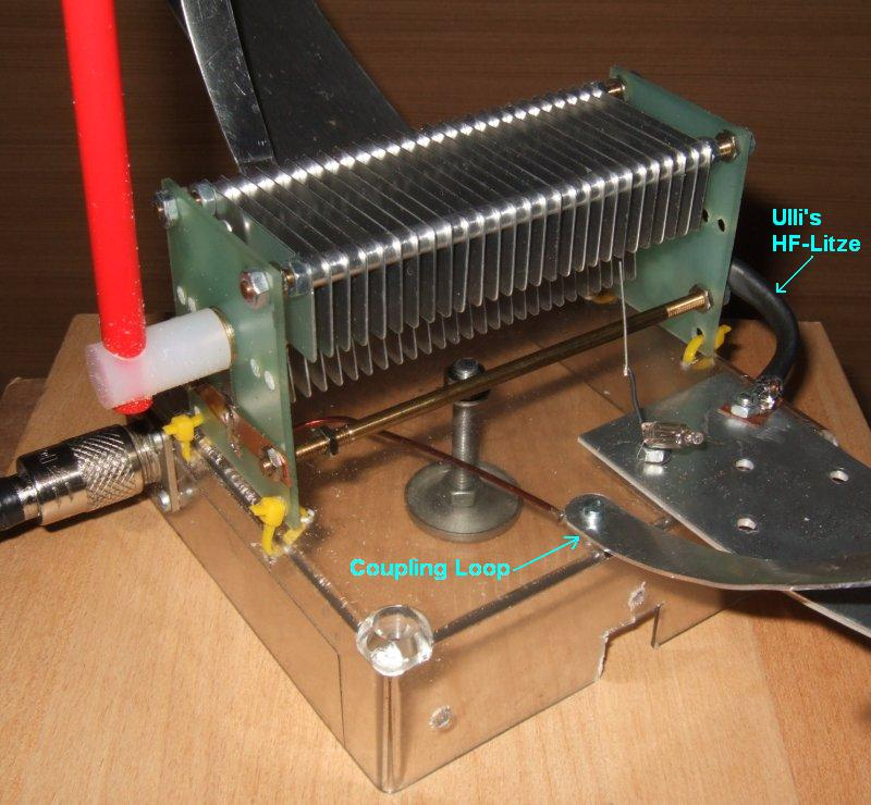 A few QRP homebrew projects