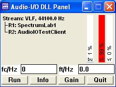Beats Audio Control Panel