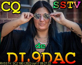 History #10 de DL9DAC