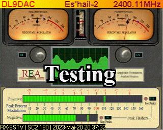 History #20 de DL9DAC