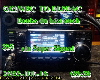 History #21 de DL9DAC