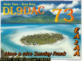 History #6 de DL9DAC