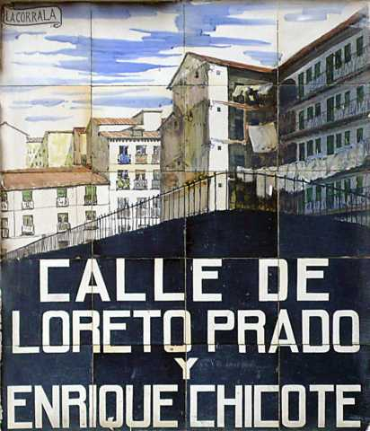 Calle Loreto Prado Y Enrique Chicote 13 Of Calle De Loreto Prado Y Enrique Chicote