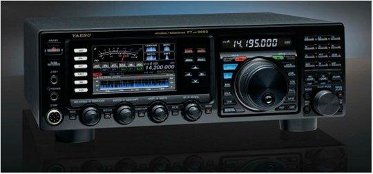 Yaesu FTDX3000