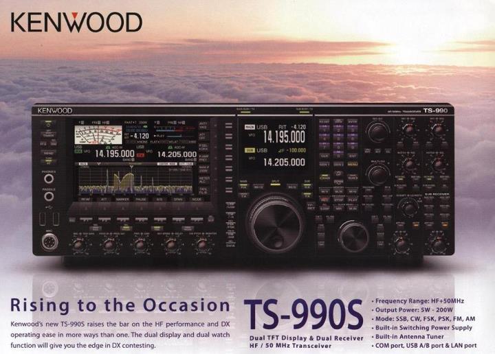 Kenwood TS-990S1