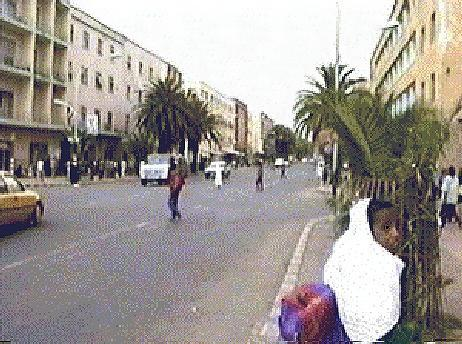 Images of Eritrea - photos of Asmara / Asmera - East African state on the Red Sea - formerly an Italian colony and then part of Ethiopia. Capital: Asmara - Hagere Ertra signle