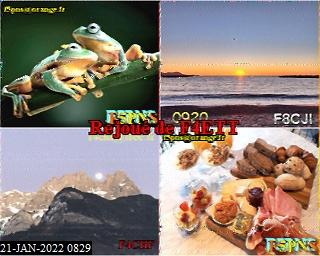 History #10 de F6IKY