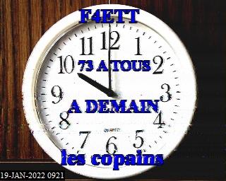 History #22 de F6IKY
