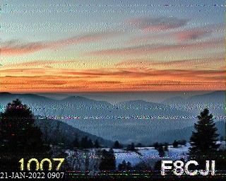 2nd previous previous RX de F6IKY