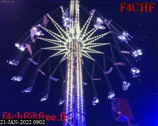 3rd previous previous RX de F6IKY