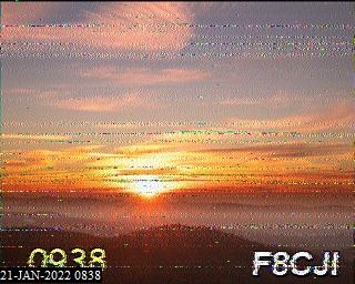 7th previous previous RX de F6IKY