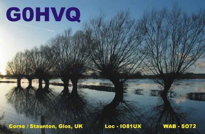 G0HVQ Amateur Radio Station
