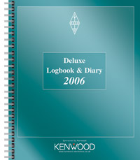 RSGB Deluxe Log Book & Diary 2006
